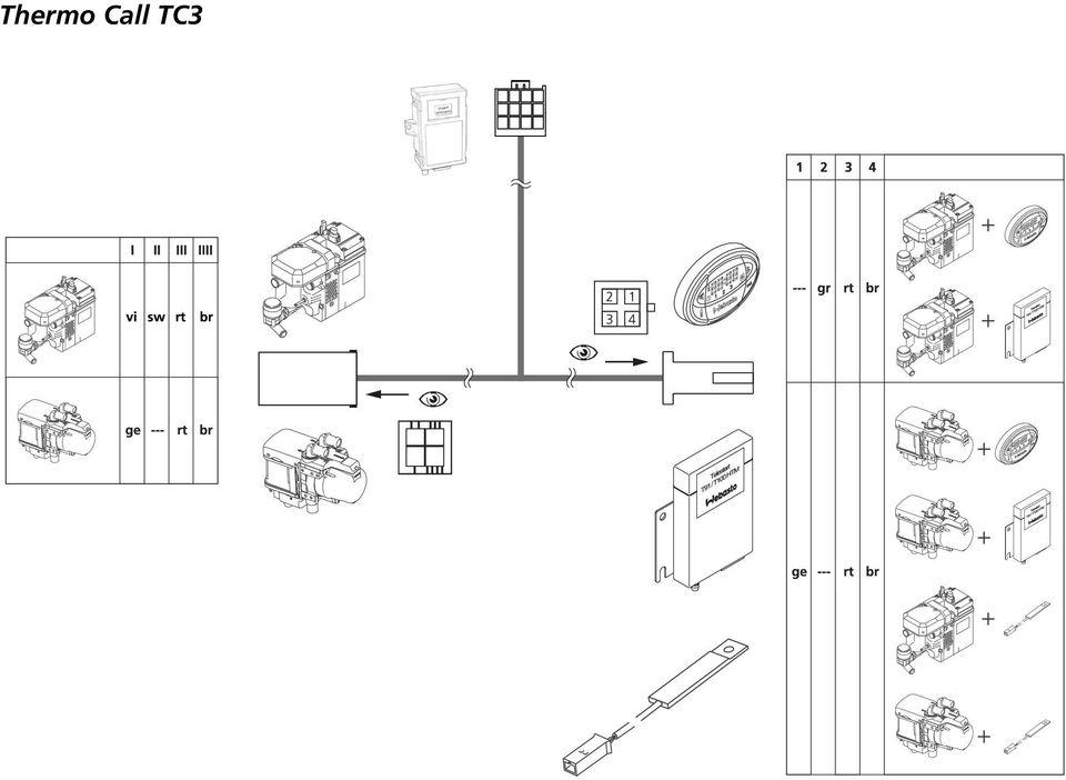 Installation Instructions Thermo Call TC3 - PDF