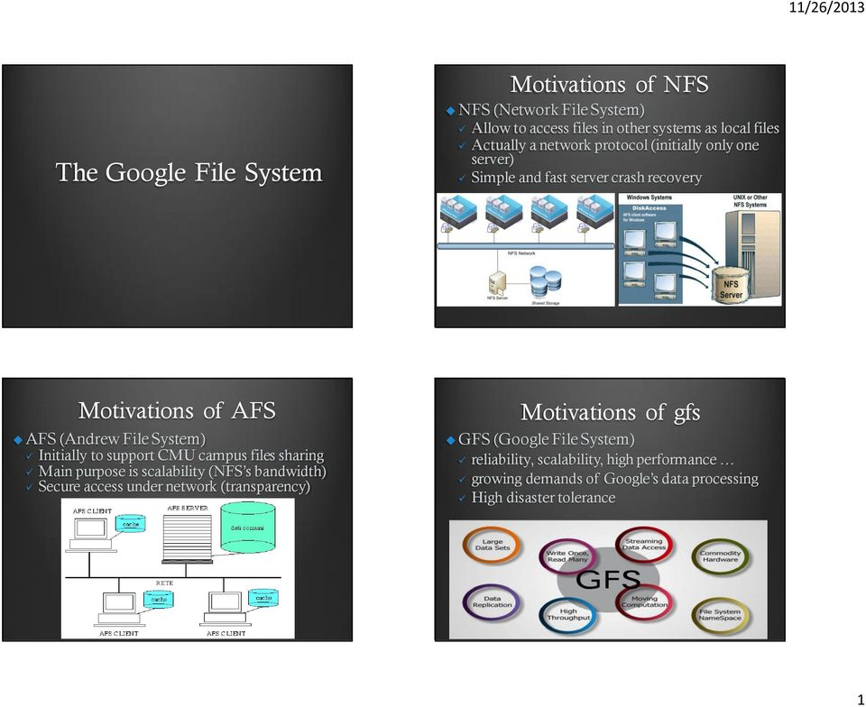 The Google File System - PDF