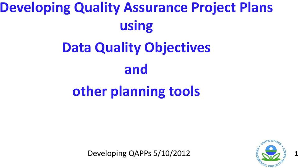 Creating a Quality Assurance Plan Definition Roles and - mandegarinfo - quality assurance planning