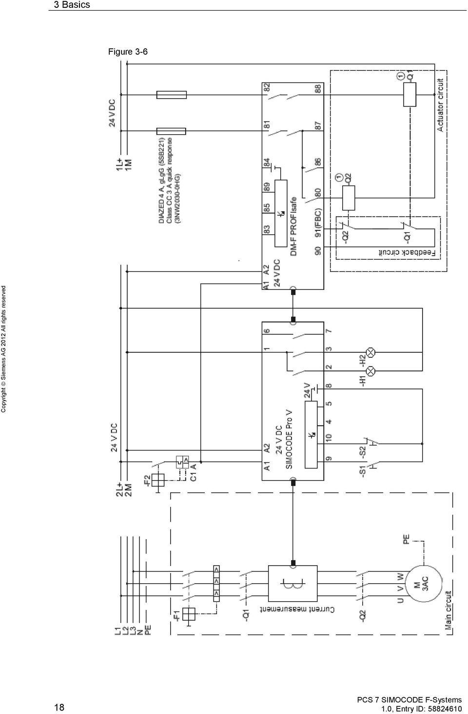 simocode pro v circuit diagram