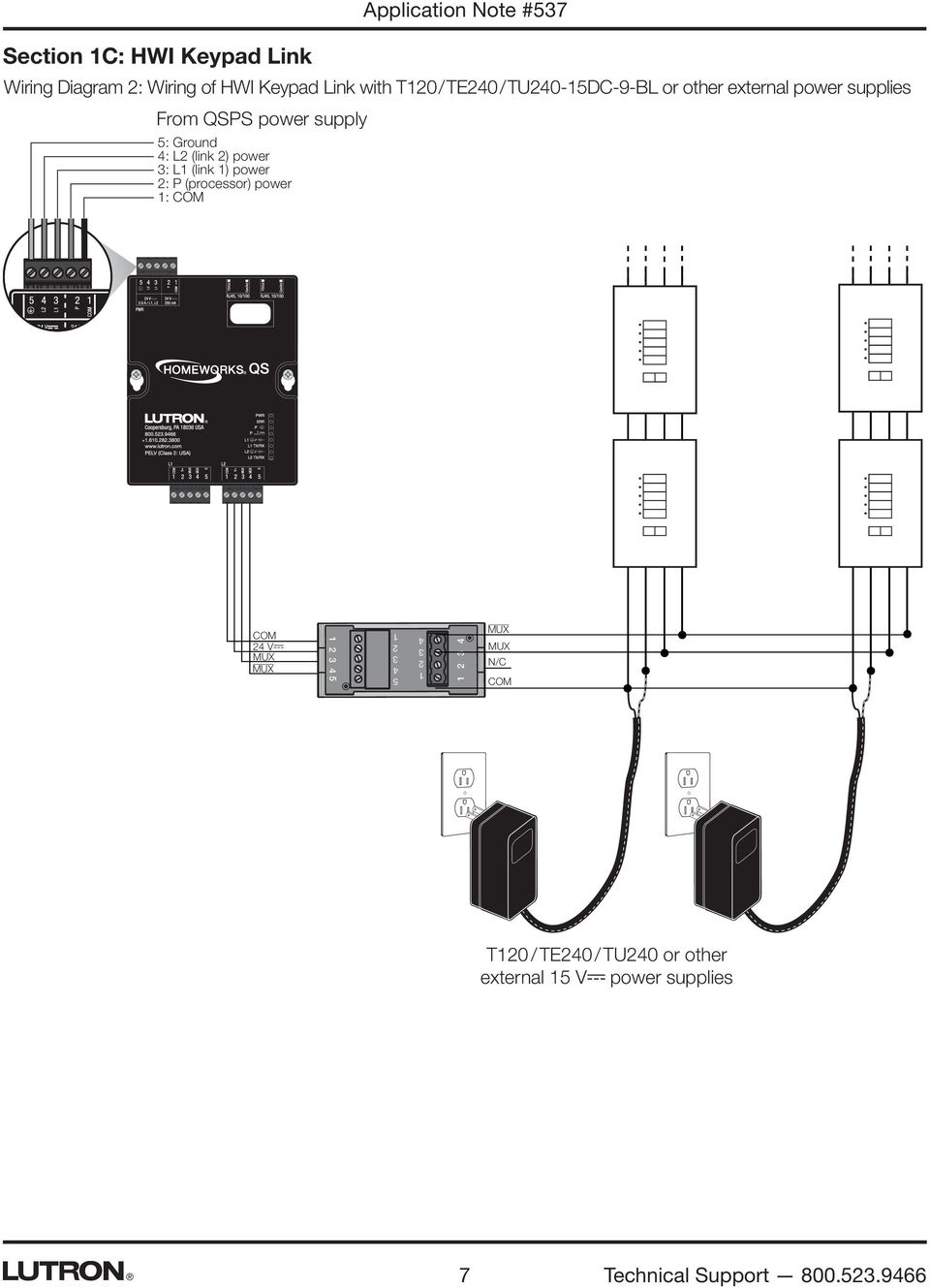 lutron homeworks wiring cable