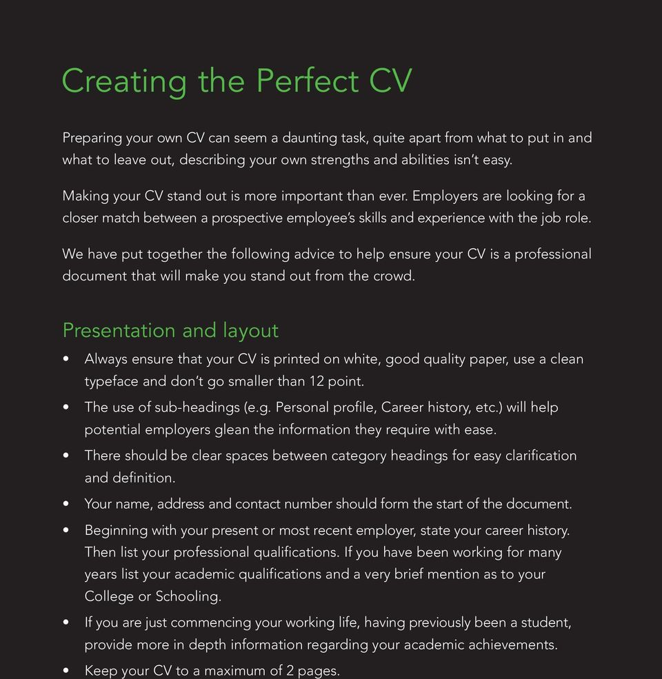 how to make your academic cv stand out online resume format how to make your academic cv stand out makeyourcv why how to make a cv curriculum