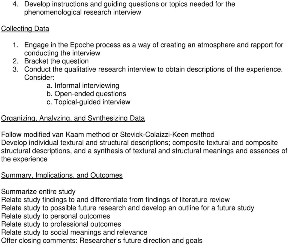 Phenomenological Research Methods - PDF