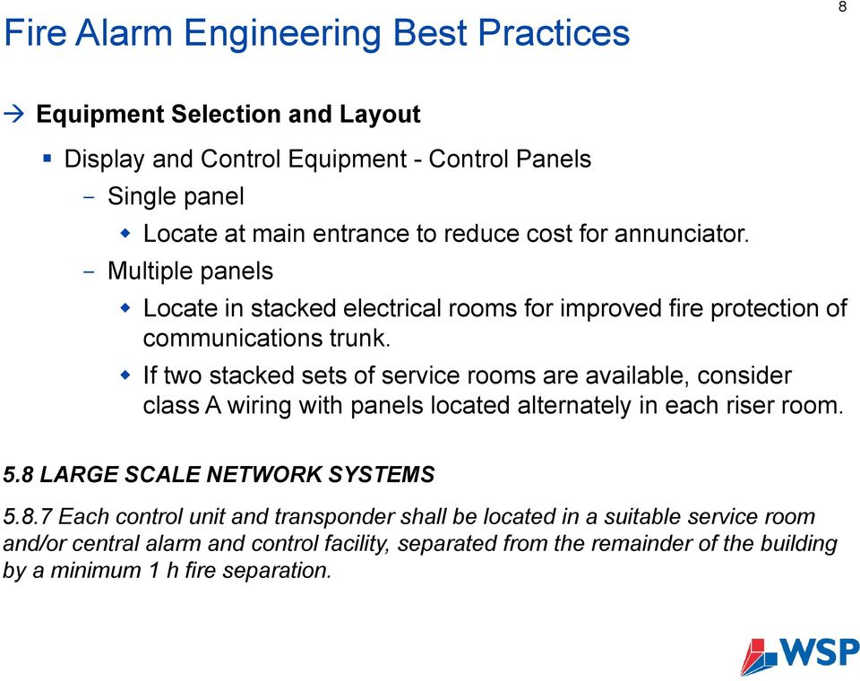 Fire Alarm Engineering Best Practices CFAA NCA Technical Seminar PDF