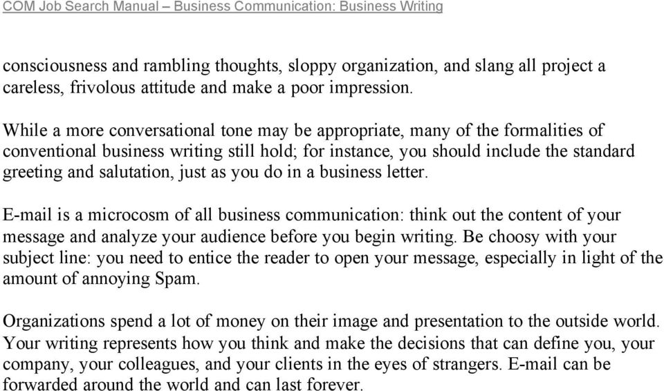 BUSINESS WRITING LETTERS, S, REPORTS, CASES, AND PRESENTATIONS - PDF