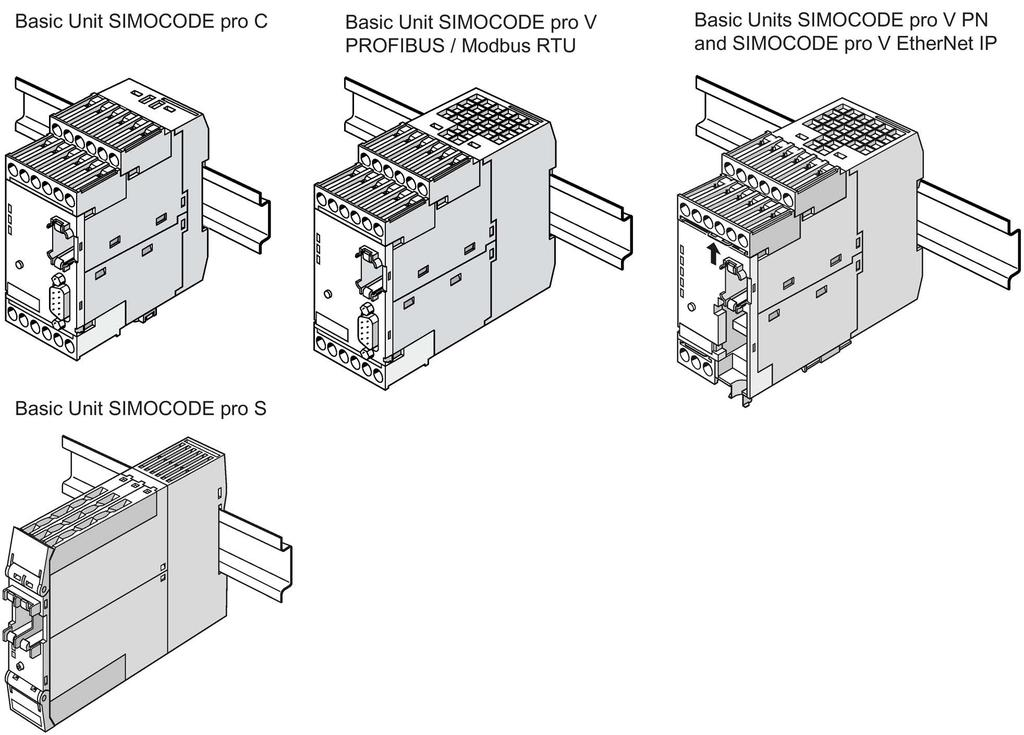 Simocode Pro V Connection Diagram Auto Electrical Wiring