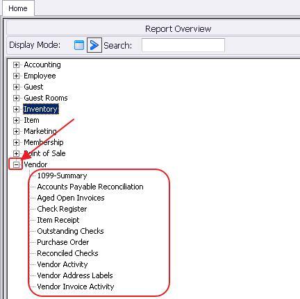 Accounts Payable Reports - PDF
