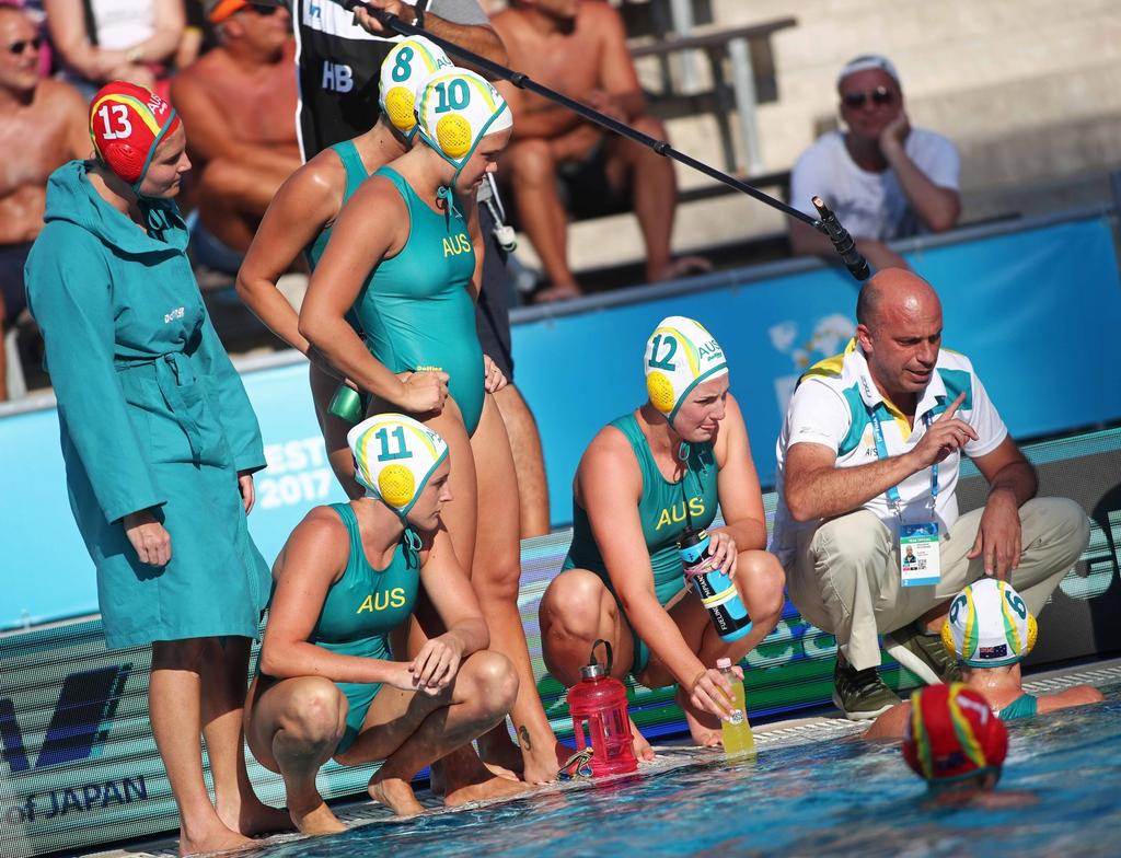 Gfk Pool Duisburg Women S Water Polo 2nd Day Australian Ladies Beat Russia Pdf