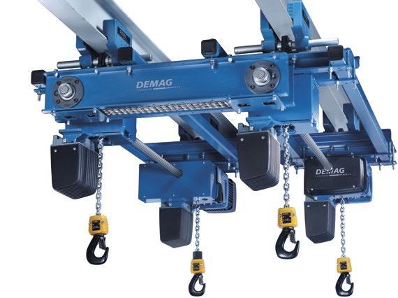 Demag DC chain hoists - PDF