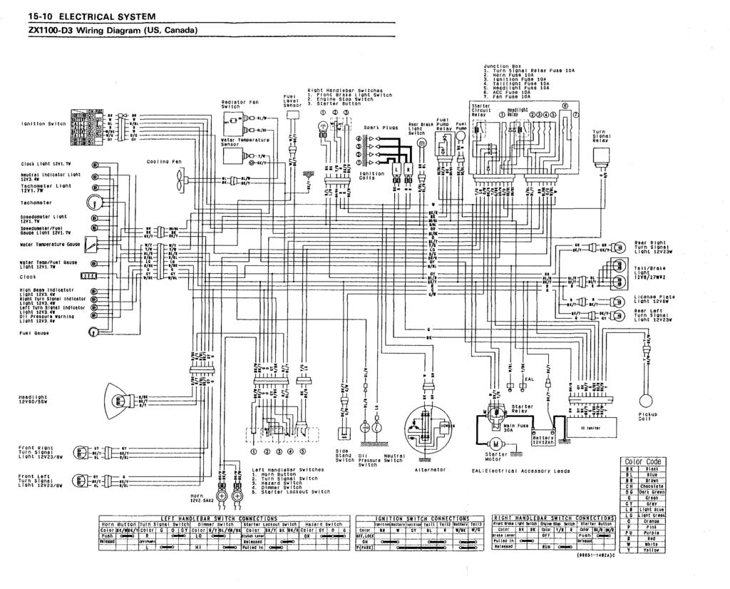 kz1000 wiring diagram google