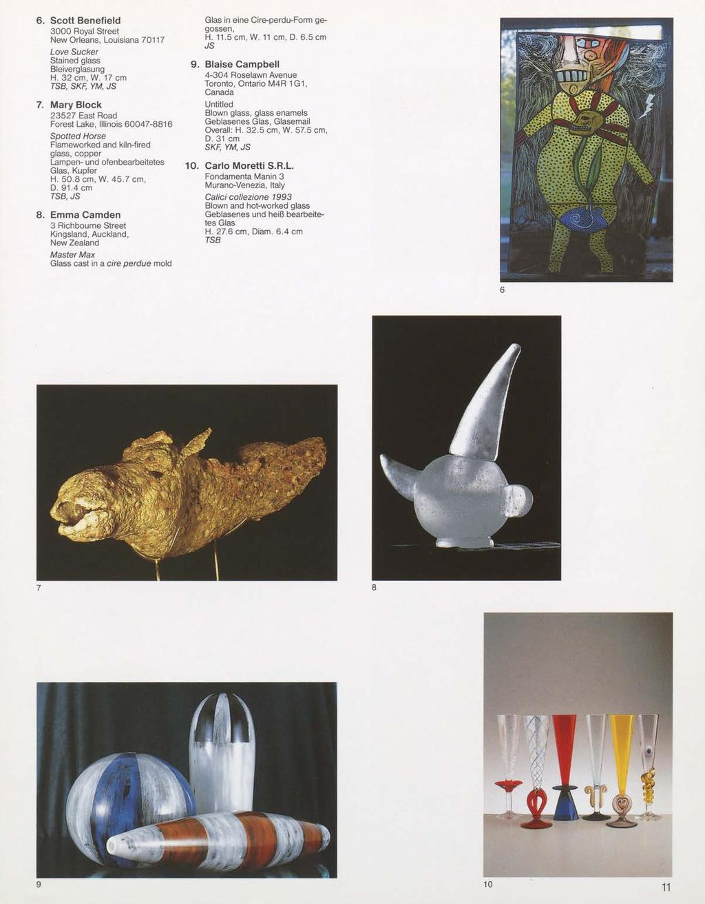 Arte Murano Diego Vidal Eview 15 The Corning Museum Of Glass Pdf
