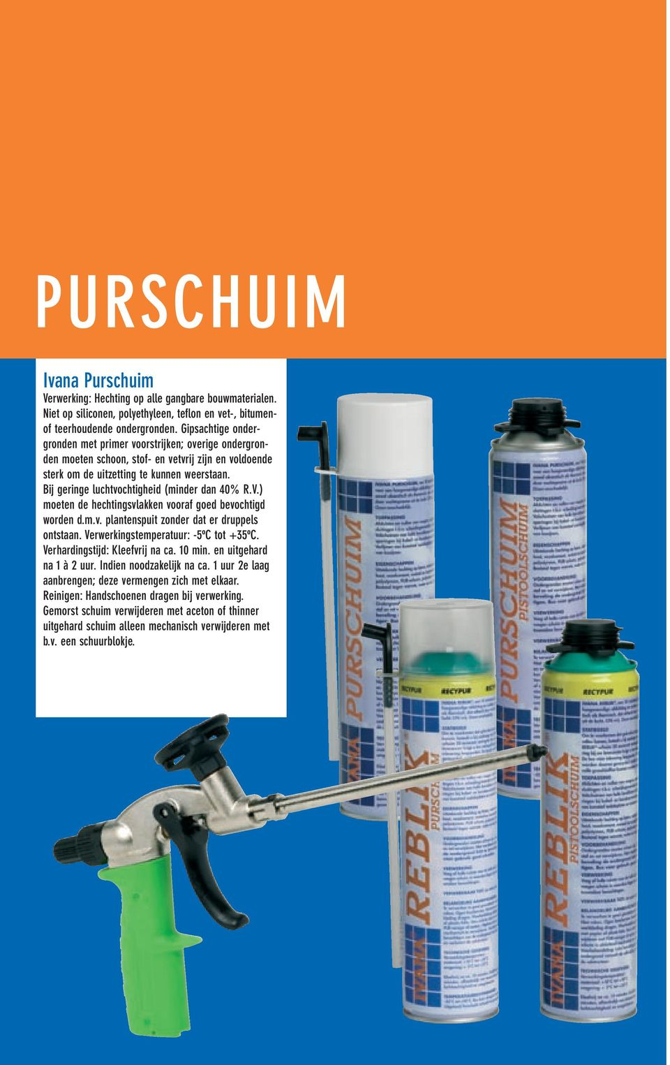 Sanitairkit Action Lijmen Kitten Purschuim En Spray S Pdf
