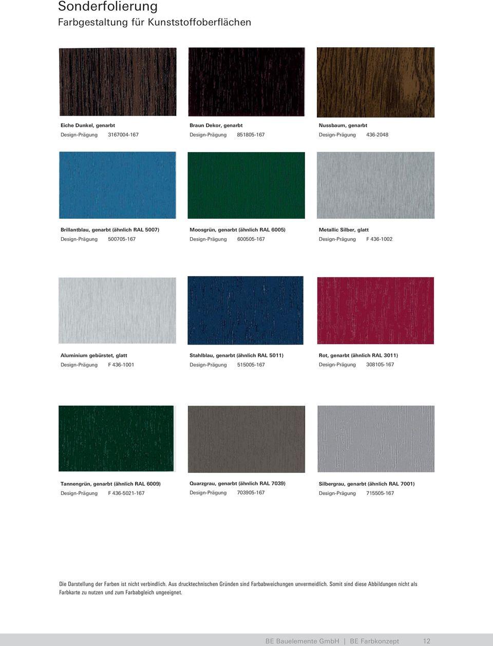 Ral Metallic Farben Dateiral Design Systemfarbfcher Ral Design