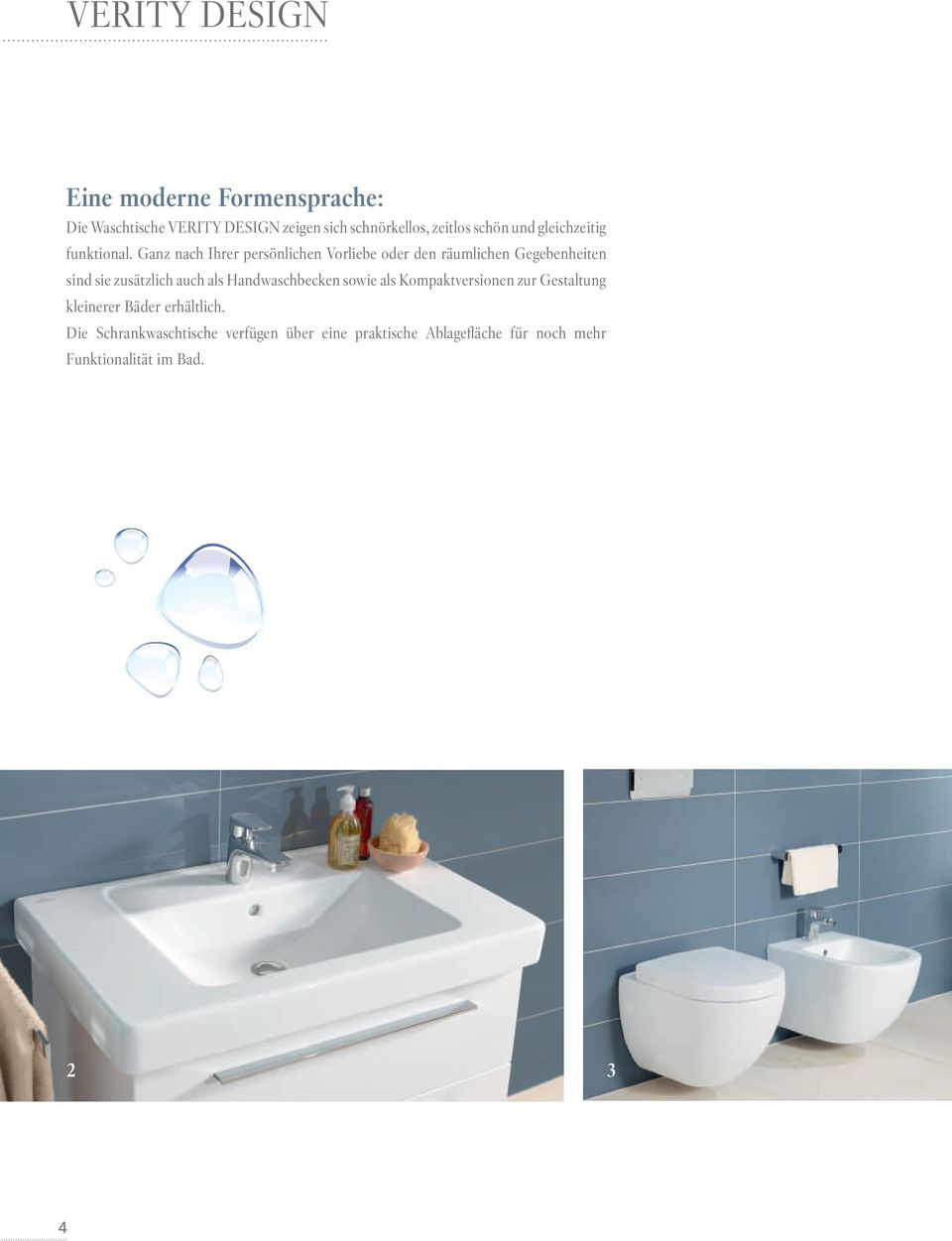 Badezimmer Design Pdf Verity Design Die Markenkollektion Für Das Moderne Bad Pdf