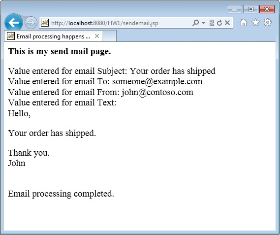 store-sendgrid-java-how-to-send-email-example Microsoft Docs - sendgrid email templates
