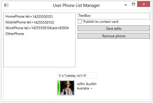 User telephone number administration Microsoft Docs