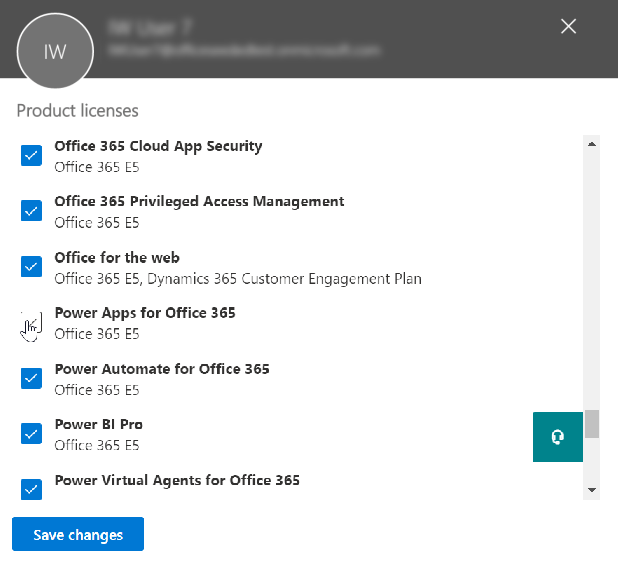 Office 365 Microsoft Access Manage Licenses In Your Organization Power Platform Admin Center