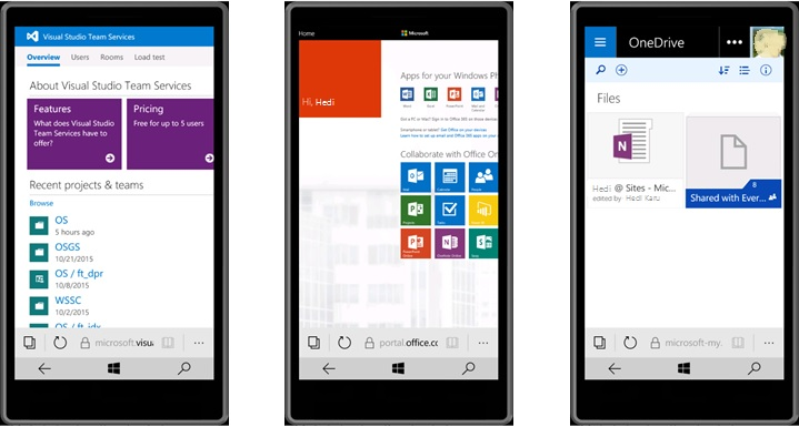 Join Windows 10 Mobile to Azure Active Directory (Windows 10