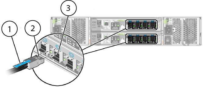 rack cabling diagram