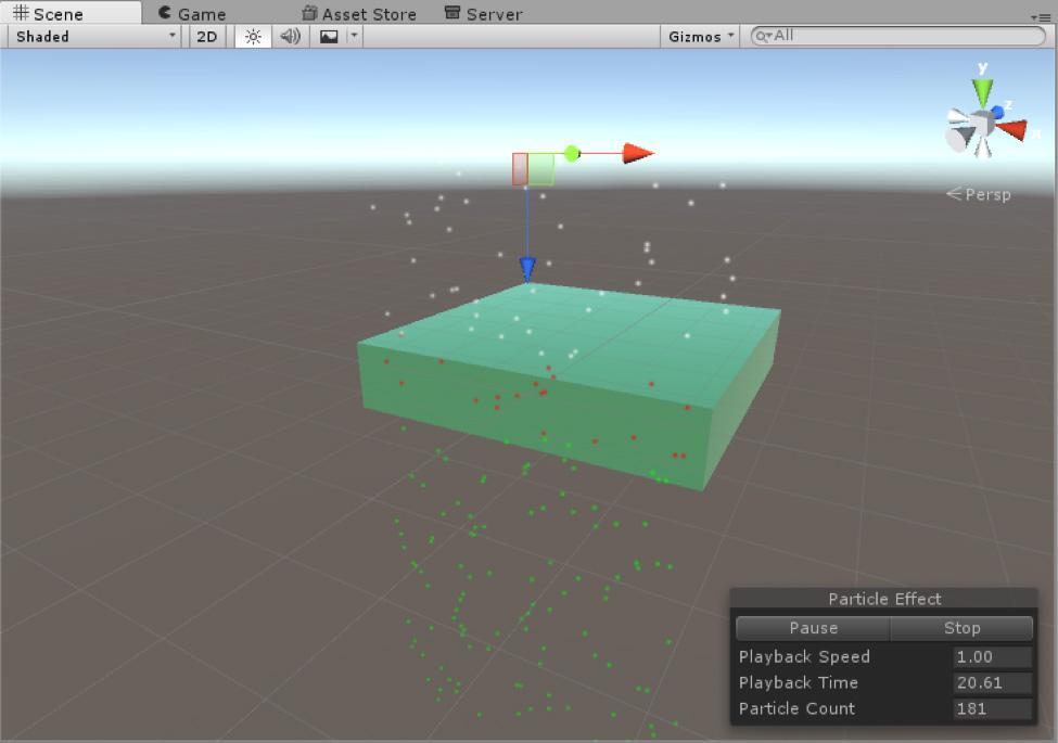 Unity - Manual Triggers module