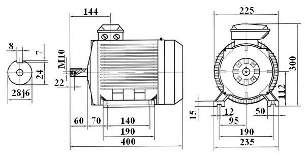 mini schema moteur monophase wikipedia