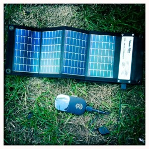 PowerFilm USB+AA Solar Charger from @Select_Solar