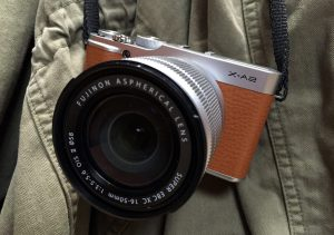 Hands on with the FujiFilm X-A2