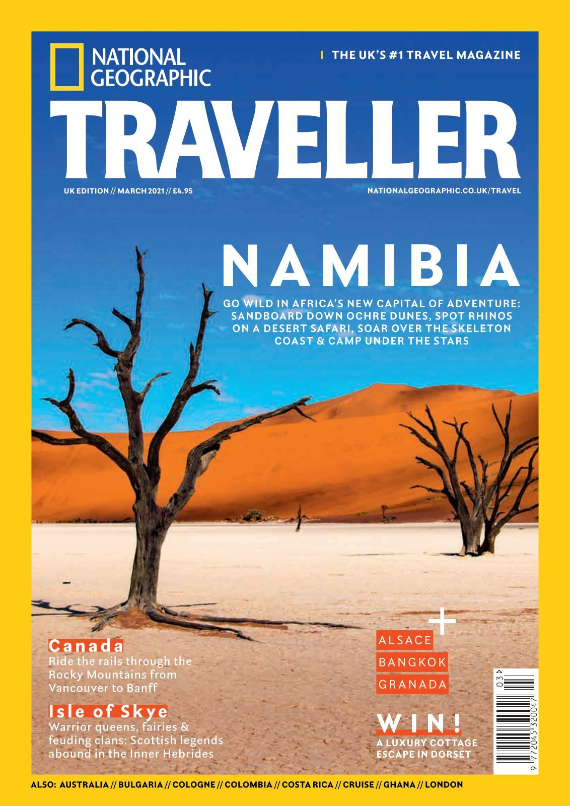 National Geographic Traveller Uk Issue 90 03 2021