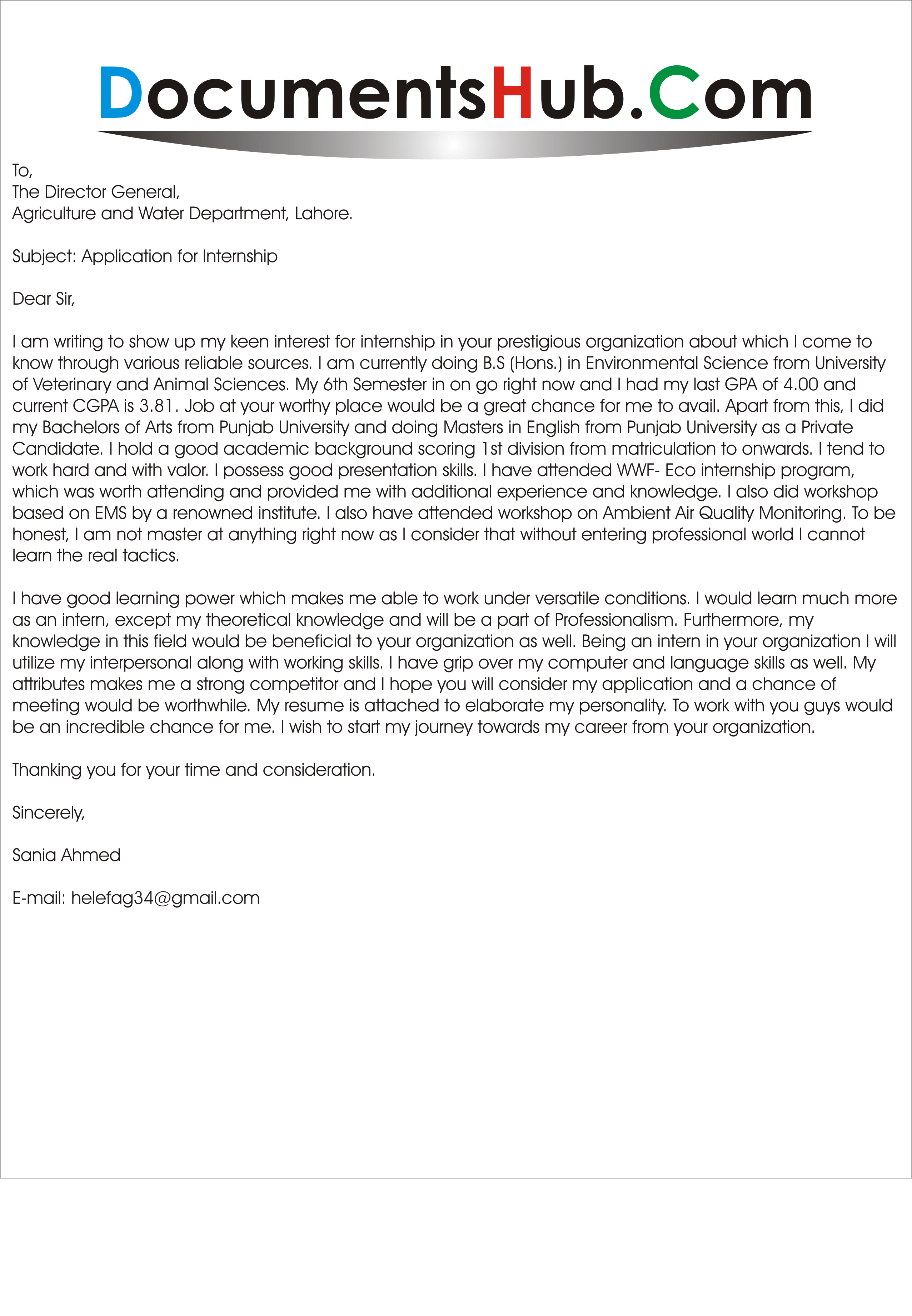 Sales trading and research cover letter