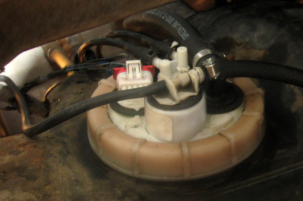 DIY Fuel pump or Fuel Gauge trouble shooting (no dial-up friendly