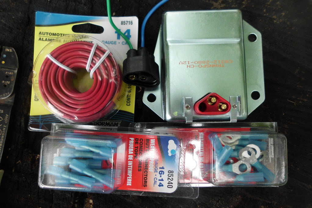 DIY/ External voltage regulator conversion - DodgeForum