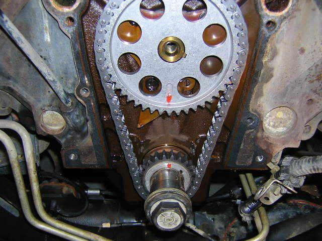Timing chain cover coolant leak - DodgeForum