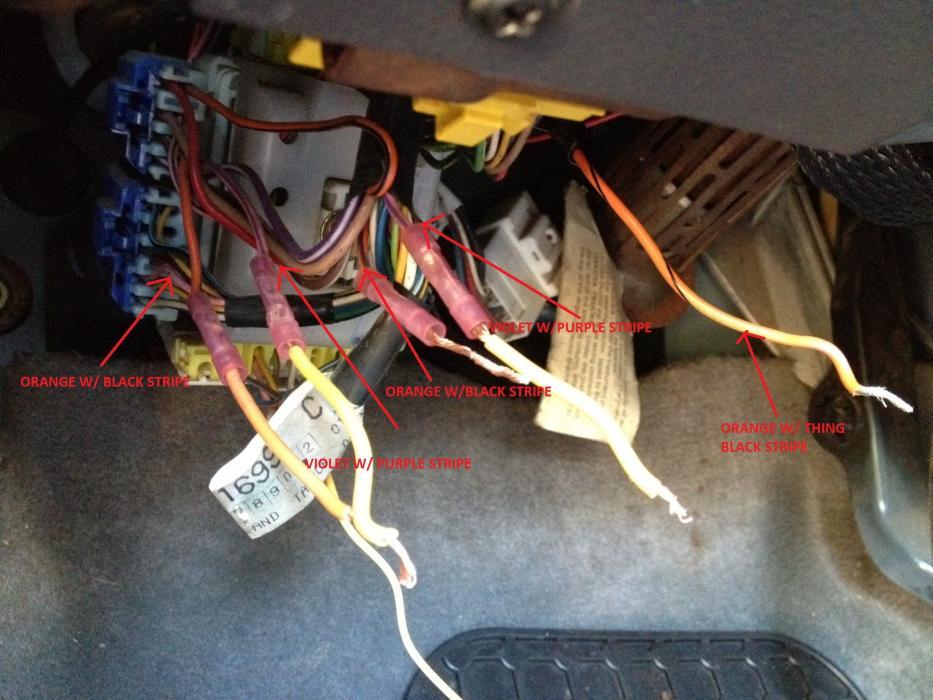 Dodge Dash Wiring - Wiring Diagram Progresif