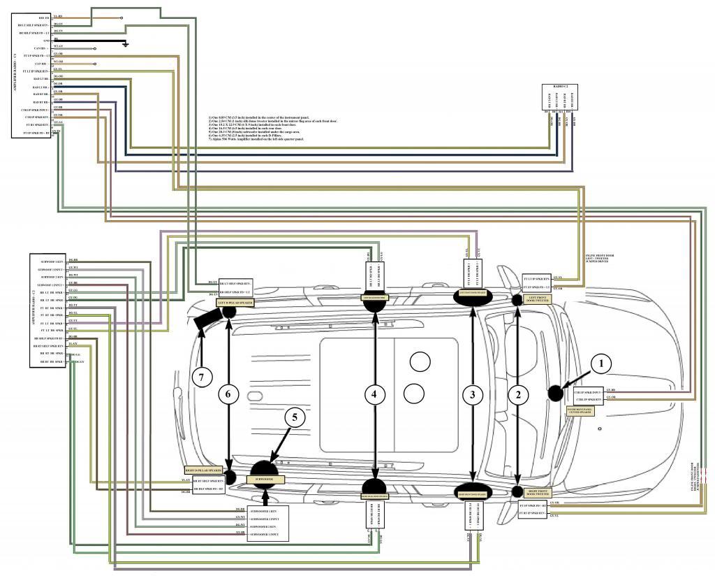 chrysler uconnect wiring diagram