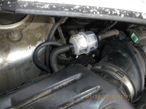 2006 Grand Caravan Fuel Filter - DodgeForum