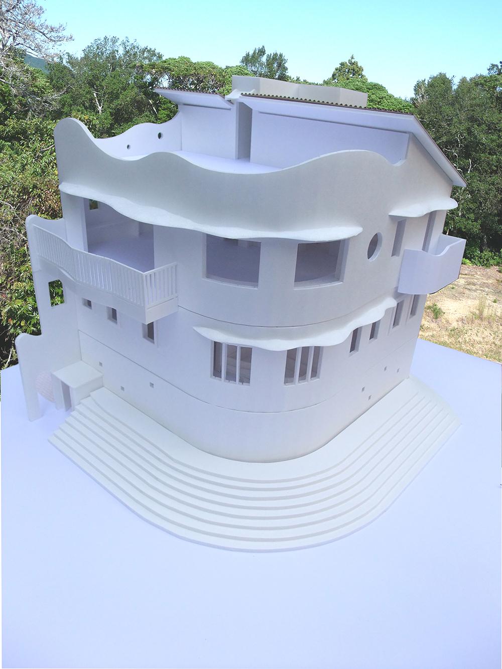 イメージ模型