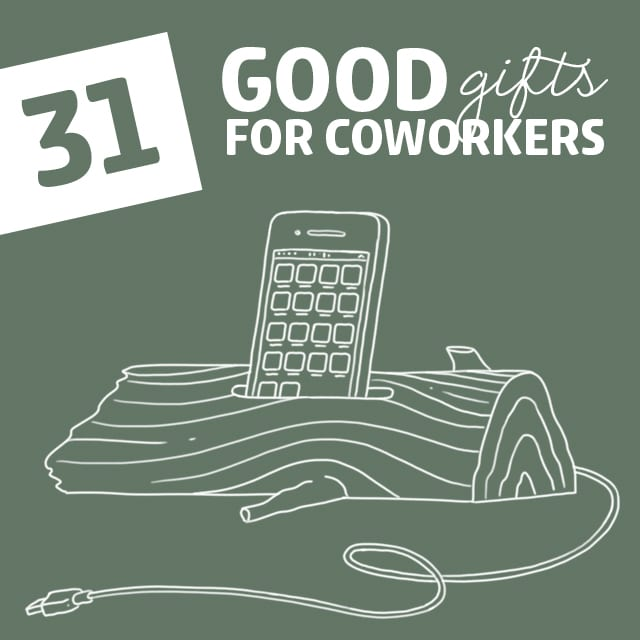 31 Good Gifts for Coworkers You Actually Like - Dodo Burd