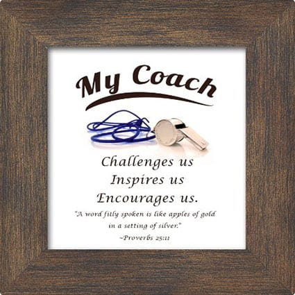 33 Thoughtful Gifts for Coaches - Dodo Burd