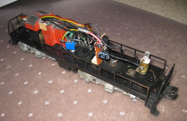 Norbert\u0027s American Flyer Trains - Engine and Train Car Modifications