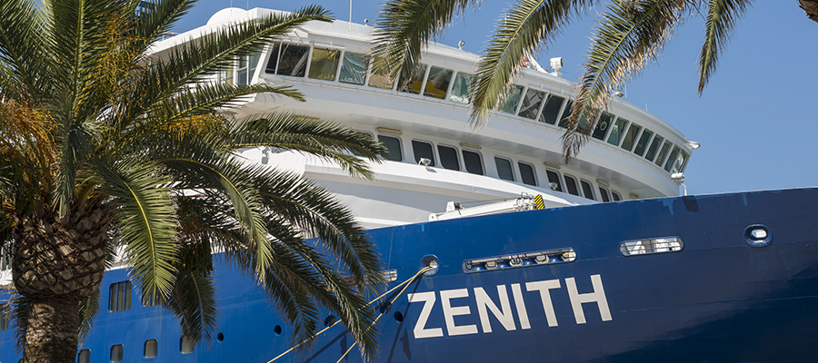 Pullman Aanbieding Special Offer Pullmantur Cruises Zenith - Does Travel