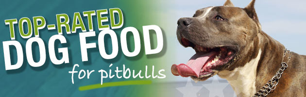 Best Dog Food For Pitbulls Ultimate Buyer\u0027s Guide