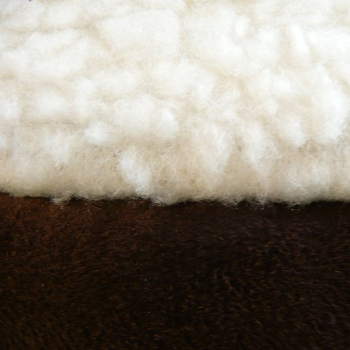 Dog Proof Sofa Uk Ellie-bo Dog Bed With Faux Suede And Sheepskin Topping For