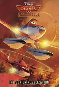 Planes Fire and Rescue Cover