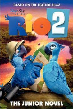 Rio_2_the_Junior_Novel Cover