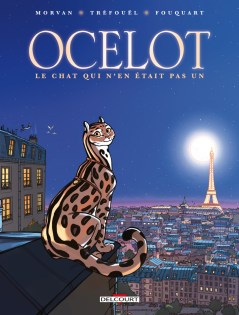 Ocelot cover