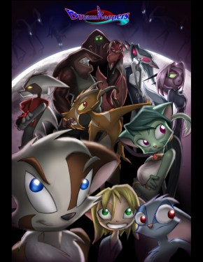 DreamKeepers poster group