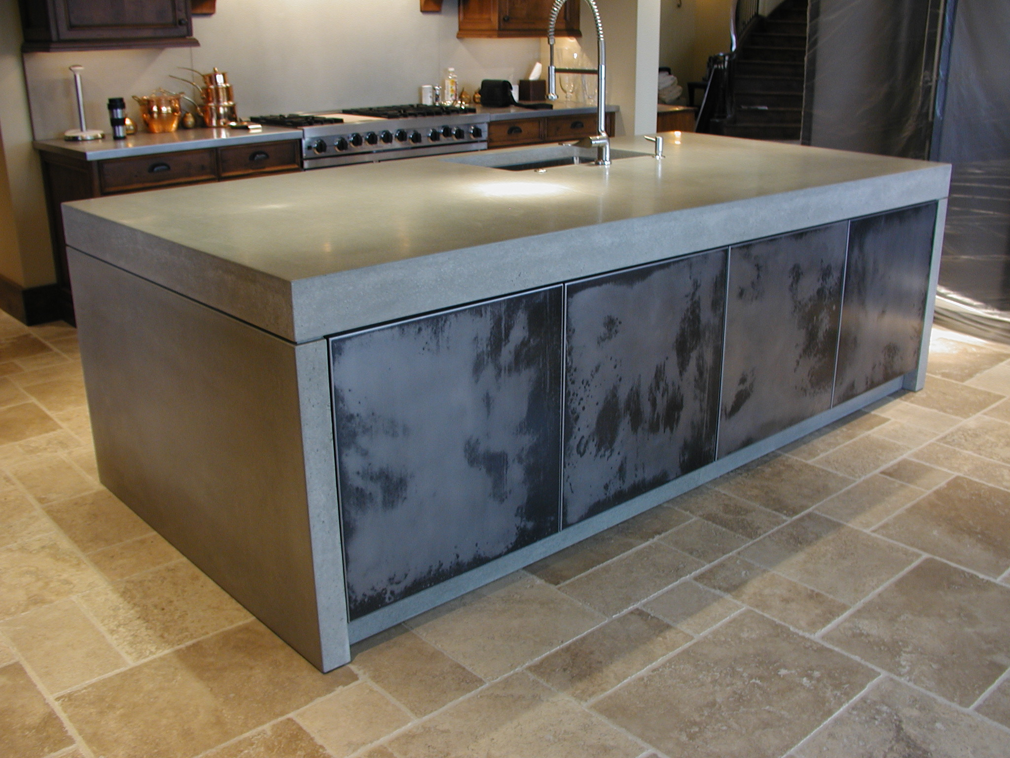 Concrete Countertops Pricing How Much Do Concrete Countertops Cost Dogpaw Design