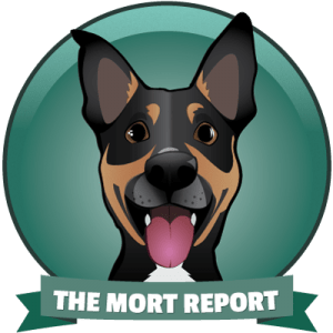The Mort Report Logo