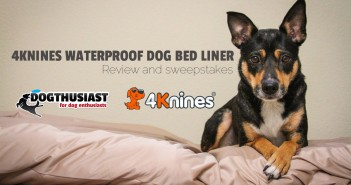 4Knines Waterproof Dog Bed Liner Review