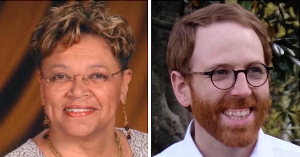 VOTE NOW: Ellen Robertson or Donald Moss for City Council?